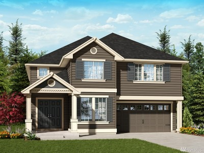 Kent WA Single Family Home For Sale: $609,995