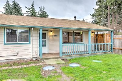 Oak Harbor WA Single Family Home For Sale: $249,875