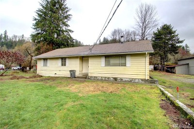 Skagit County Single Family Home Pending Inspection: 47437 State Route 20