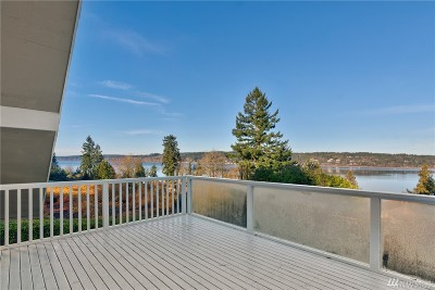 Gig Harbor Single Family Home For Sale: 6708 Sunset View Dr NW