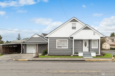 Single Family Home For Sale: 901 Alder St