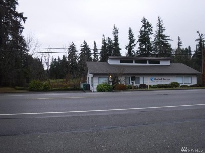 Bremerton Commercial For Sale: 3256 Chico Wy NW