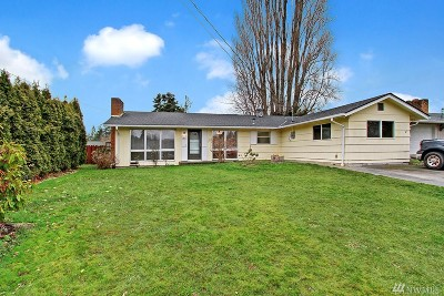 Skagit County Single Family Home Pending Inspection: 1823 S 16th St