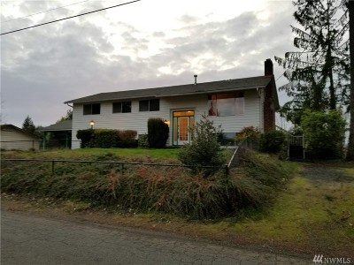 Shelton Single Family Home For Sale: 721 S 16th St