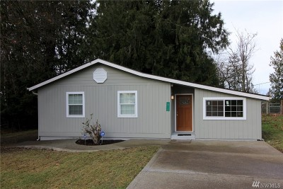 Olympia Single Family Home For Sale: 10112 Lookout Dr NW