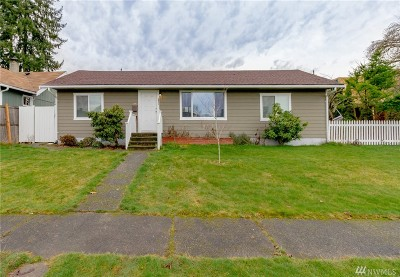 Tacoma WA Single Family Home For Sale: $249,950