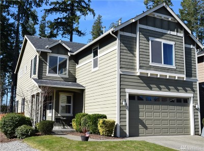 Gig Harbor Single Family Home For Sale: 11212 Borgen Loop
