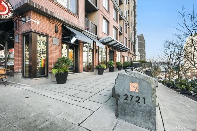 Condo/Townhouse Sold: 2721 1st Ave #205