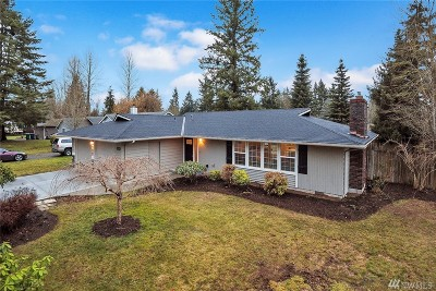 Everett Single Family Home For Sale: 2829 130th Place SE