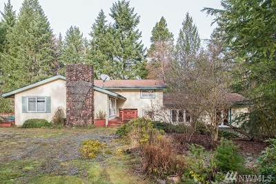 Olympia Single Family Home For Sale: 6743 Libby Rd NE