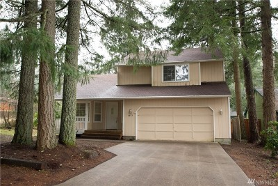 Olympia Single Family Home For Sale: 4833 Marian Dr NE