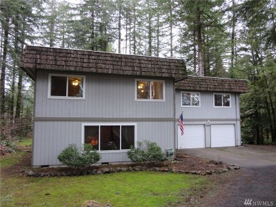 Olympia Single Family Home For Sale: 5709 Camelot Dr SW