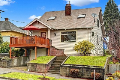 Single Family Home For Sale: 922 N 71st St