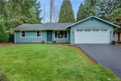 Woodinville Single Family Home For Sale: 13214 NE 193rd Place