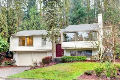 Bellevue WA Single Family Home For Sale: $890,000