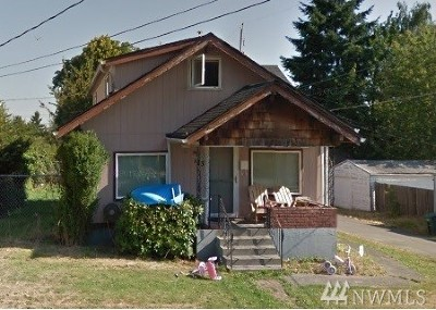 Tacoma WA Single Family Home For Sale: $325,950