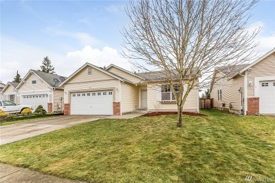 Puyallup Single Family Home For Sale: 17413 85th Av Ct E