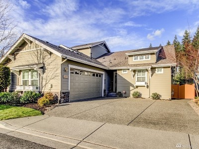Redmond Single Family Home For Sale: 22912 NE 132nd Place