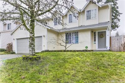 Tacoma Single Family Home For Sale: 13502 20th Av Ct E