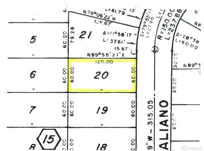 Residential Lots & Land For Sale: Galiano Dr