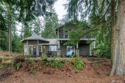 Lake Tapps Single Family Home For Sale: 5124 179 Av Ct E
