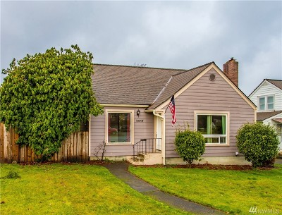 Tacoma WA Single Family Home For Sale: $259,950