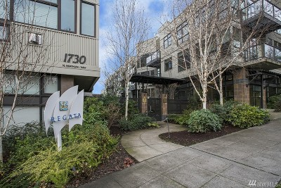 Seattle Condo/Townhouse For Sale: 1730 N Northlake Wy #119