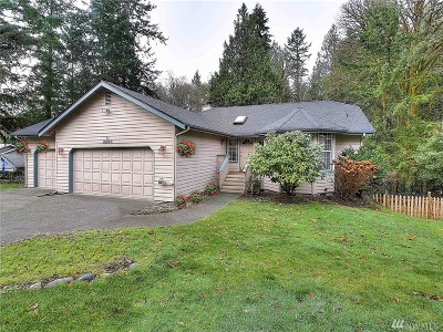 Gig Harbor Single Family Home For Sale: 5824 43rd Ave NW
