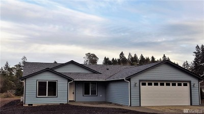 Shelton Single Family Home For Sale: 1600 Puget St