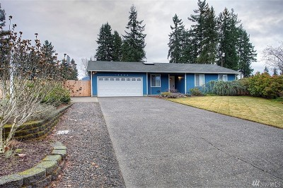 Puyallup Single Family Home For Sale: 13909 125th Ave E