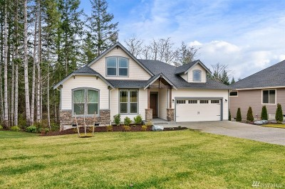 Gig Harbor Single Family Home For Sale: 12217 56th Ave NW