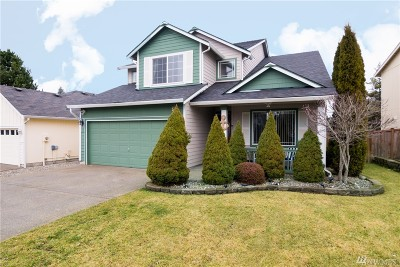 Puyallup Single Family Home For Sale: 9201 188th St E