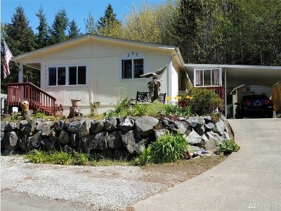 Puyallup Mobile Home For Sale: 12501 116th Av Ct E #253