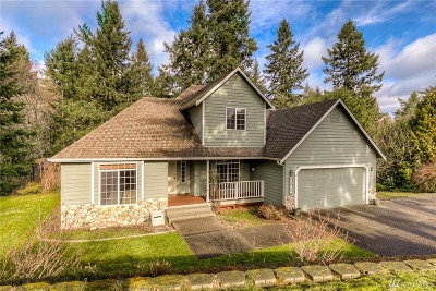 Olympia Single Family Home For Sale: 7542 58th Ave NE