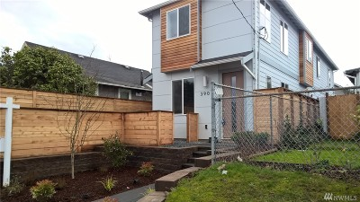 Seattle Single Family Home For Sale: 3907 S Warsaw St