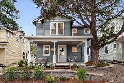 Kirkland Single Family Home For Sale: 12702 94th Ave NE