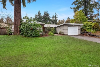 Bellevue Single Family Home For Sale: 14245 Lake Hills Blvd