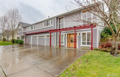 Lacey Single Family Home For Sale: 4211 Pilatus Ave SE