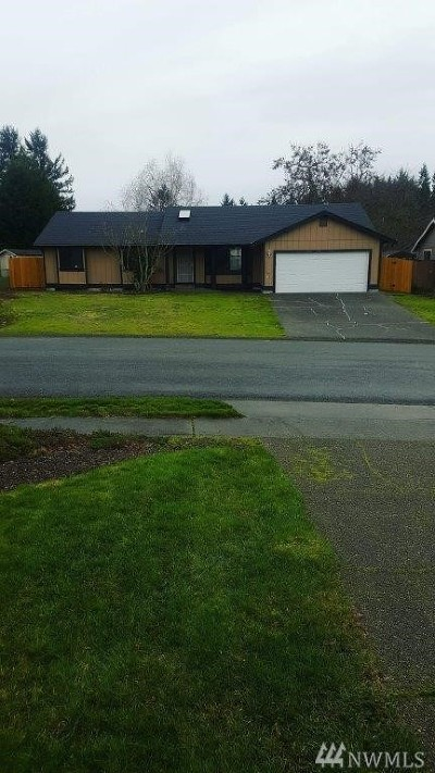 Olympia Single Family Home For Sale: 1246 Juniper Dr SE