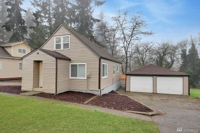 Puyallup Single Family Home For Sale: 1612 S Meridian St