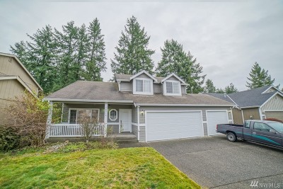 Puyallup Single Family Home For Sale: 16519 85th Av Ct E