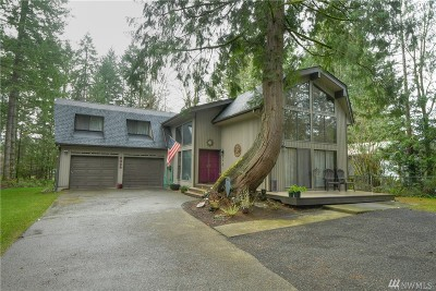 Olympia Single Family Home For Sale: 6039 Lancelot Dr SW