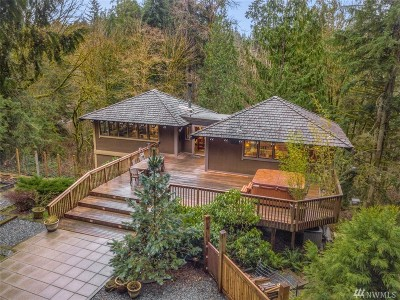 Issaquah Single Family Home For Sale: 13824 241st Place SE