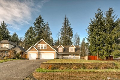 Olympia Single Family Home For Sale: 4423 74th Ave SE