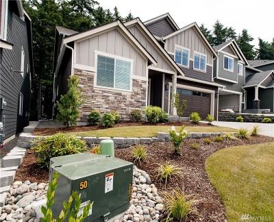 Single Family Home For Sale: 12911 107th Av Ct E