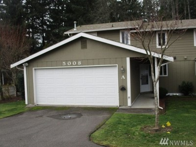 Tacoma Condo/Townhouse For Sale: 5008 S Tyler #A