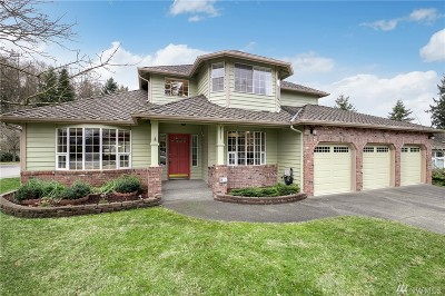 Federal Way Single Family Home For Sale: 32827 50 Place SW