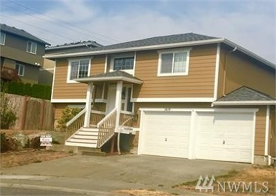 Skagit County Single Family Home Pending Inspection: 1416 Vecchio Ct