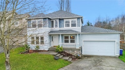 Puyallup Single Family Home For Sale: 11406 135th St E