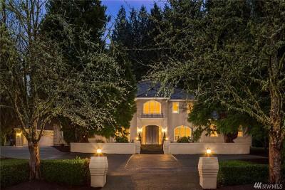 Redmond Single Family Home For Sale: 20428 NE 66th Ct